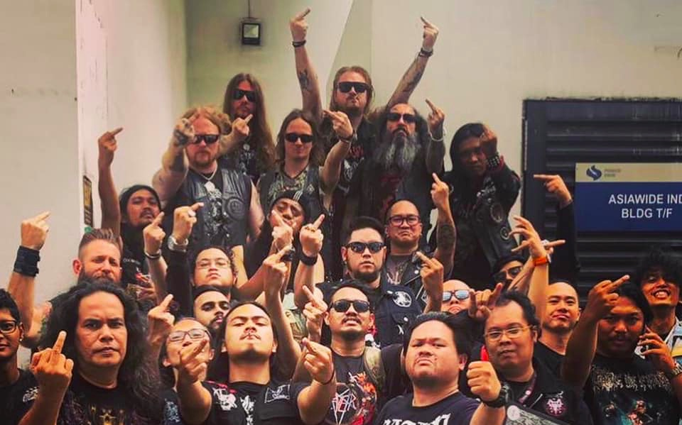 Watain Got Banned, and Now It's About Race?