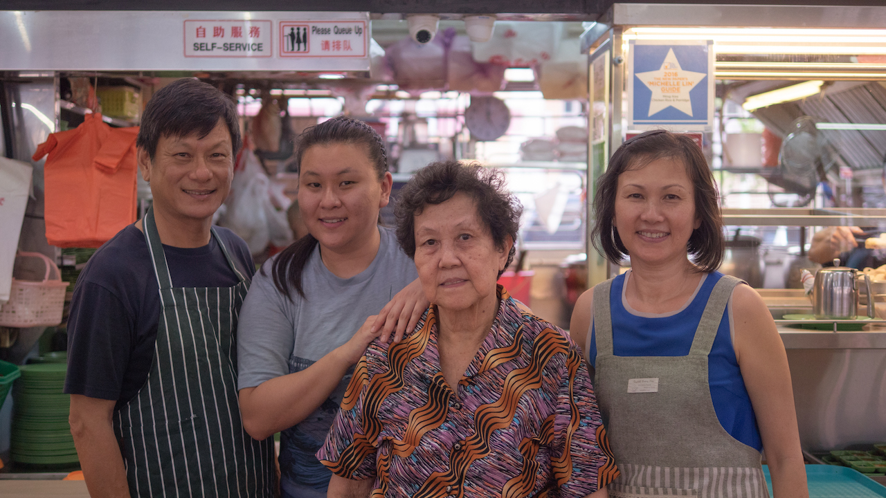 The Pressure Of Being Singapore's Best Chicken Rice Stall