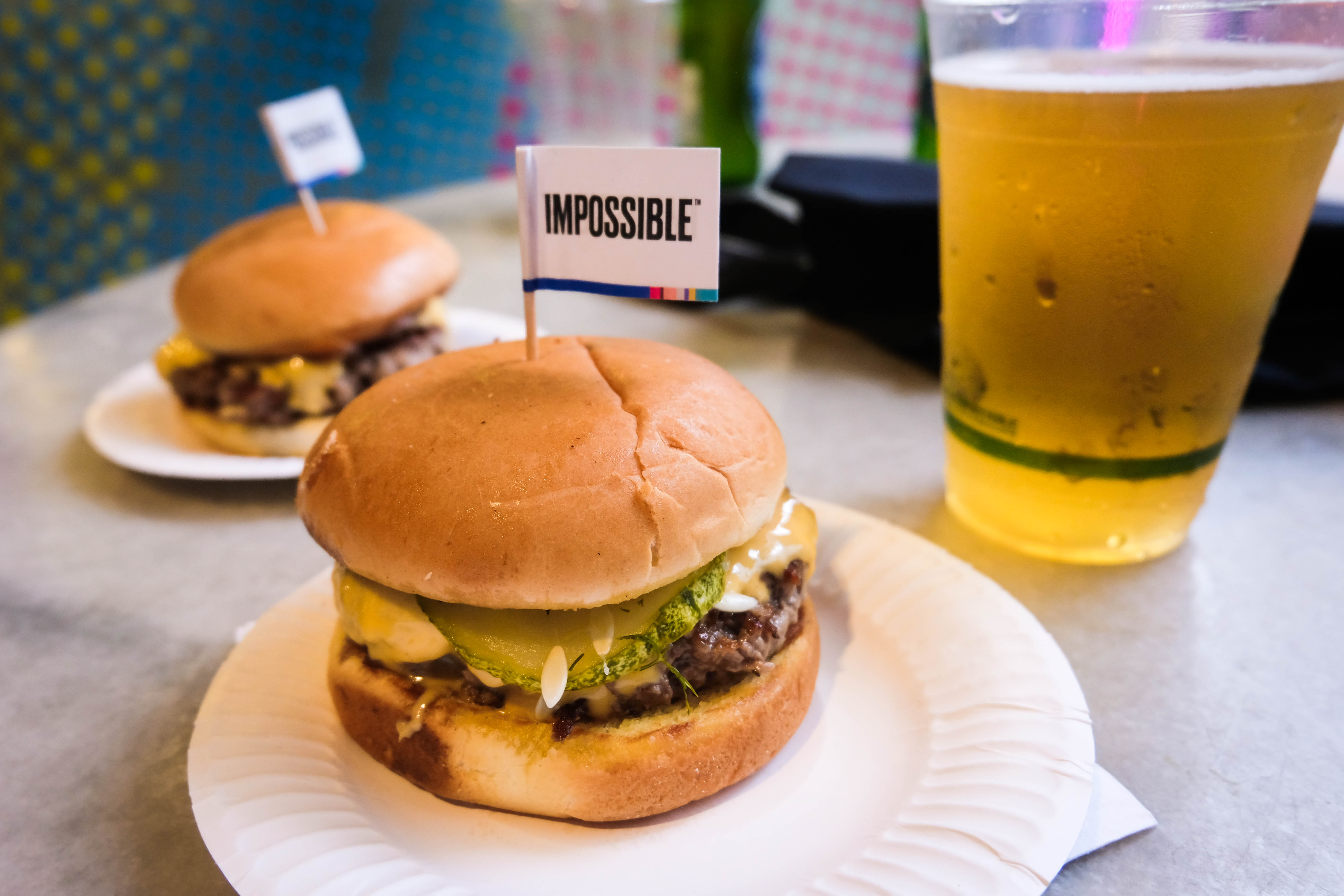 Will Ho Ching's Impossible Burger Save The World?