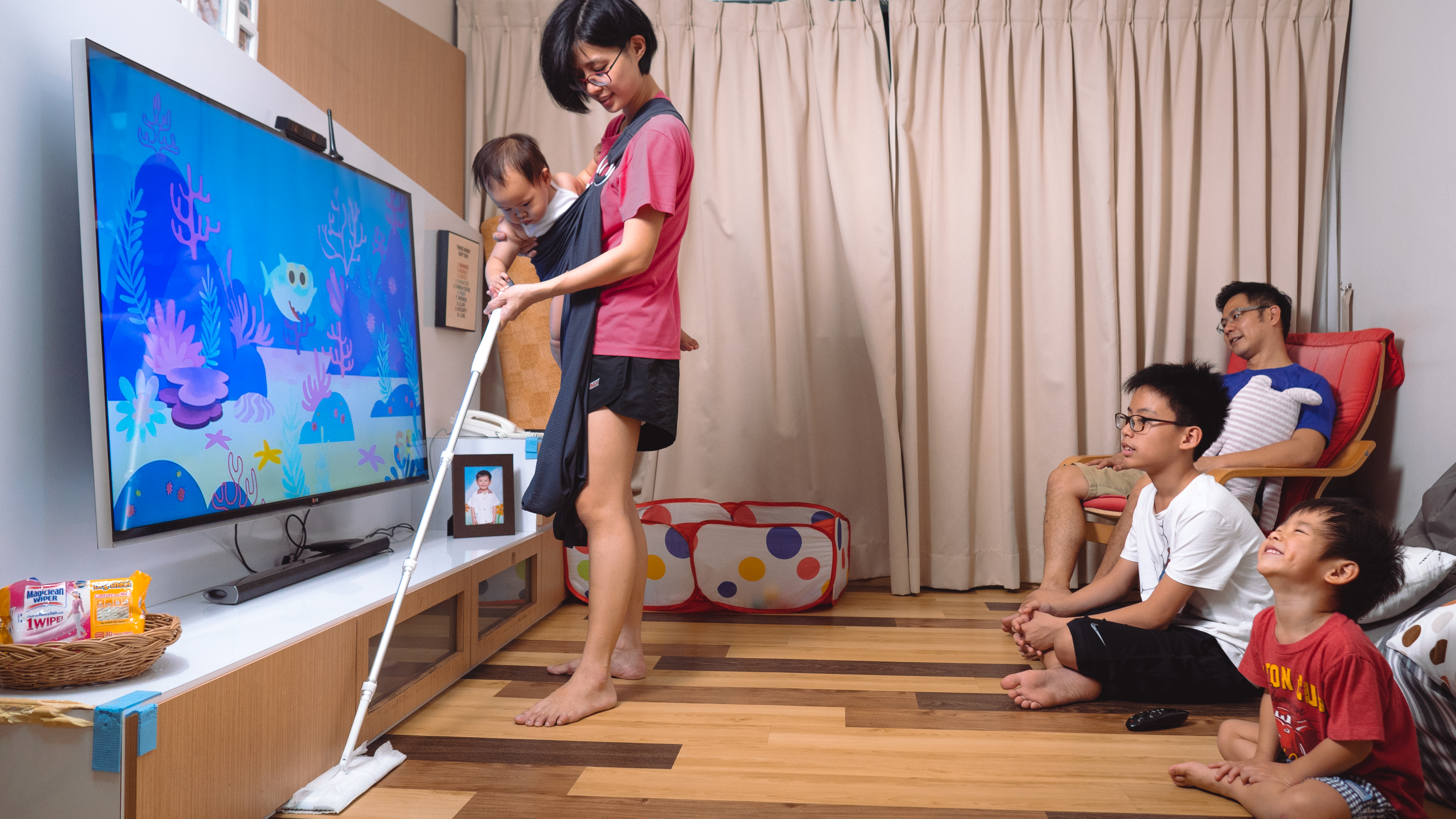 Why Singaporeans Can Never Truly Be Prepared for the Reality of Having Kids