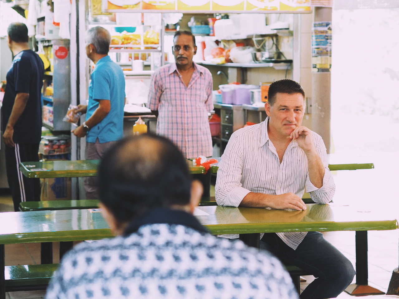 Brad Bowyer Wants to Help. But Can an Ang Moh Politician Succeed in Singapore?