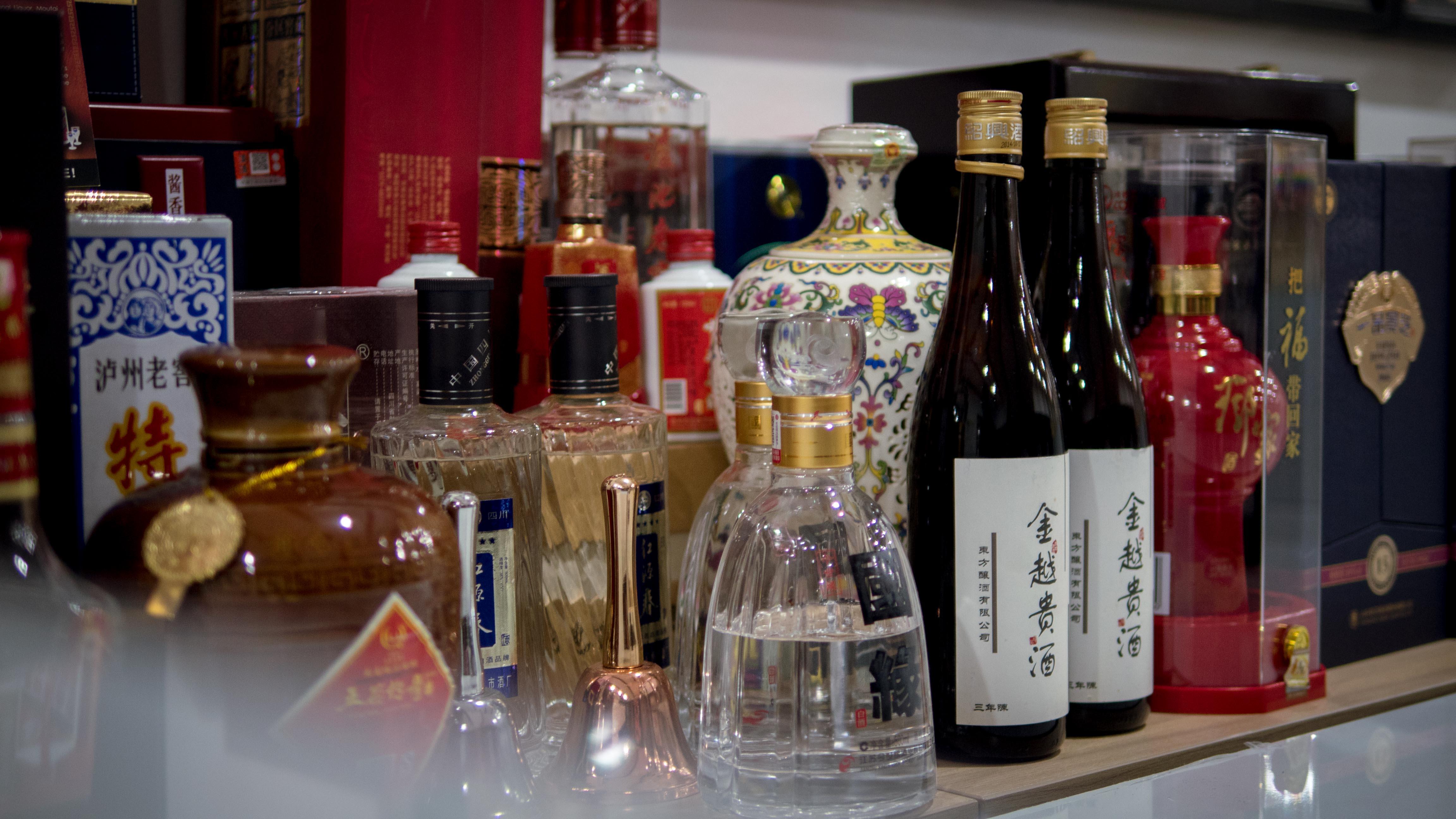 Meet Baijiu, The Bestselling Liquor S'pore Has Never Tasted