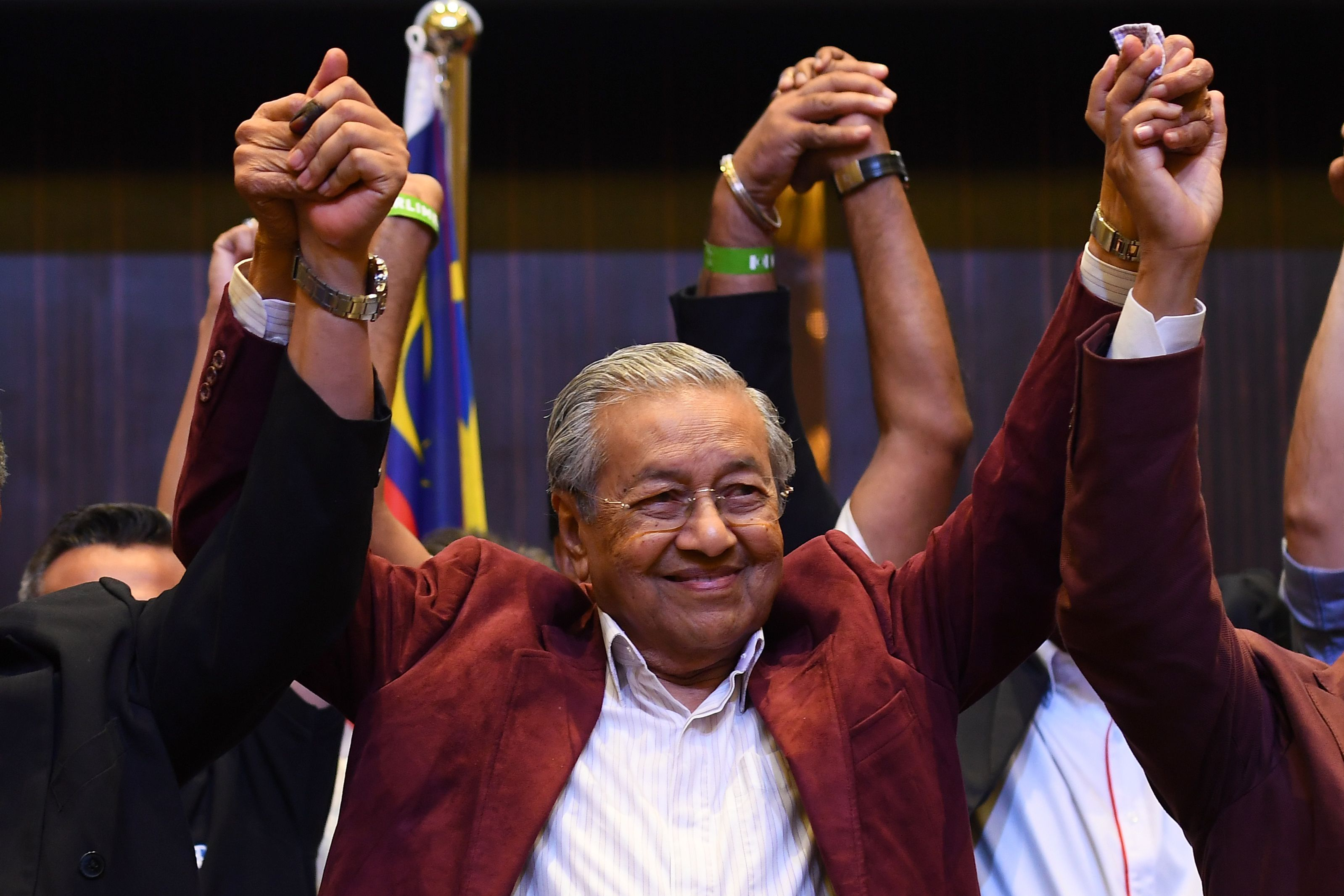 One Year After Mahathir's Re-Election, Has He Made 'Iron Leadership' Cool Again?