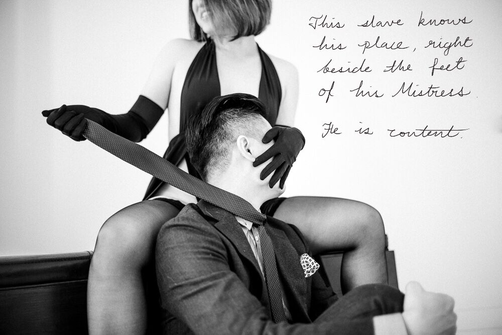 Advice From A Professional Dominatrix: If You Want Better Sex, Talk About It