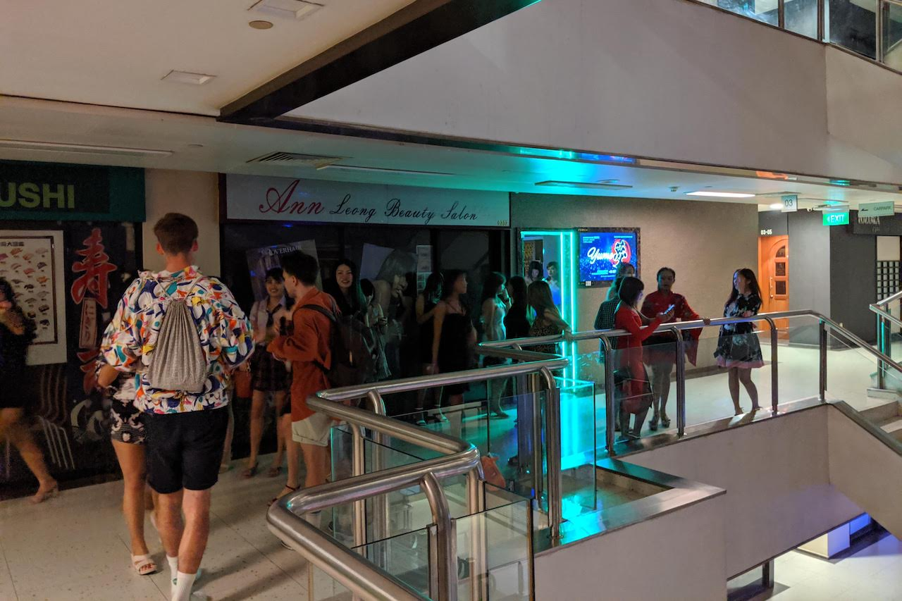 Window Shopping After Dark: How Strata Mall are Getting a