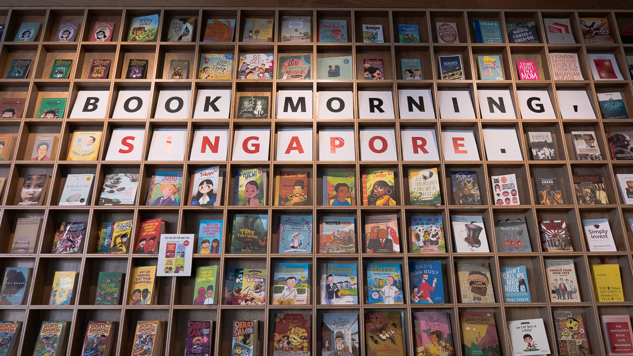 Who's Really Killing Singapore's Bookstores?
