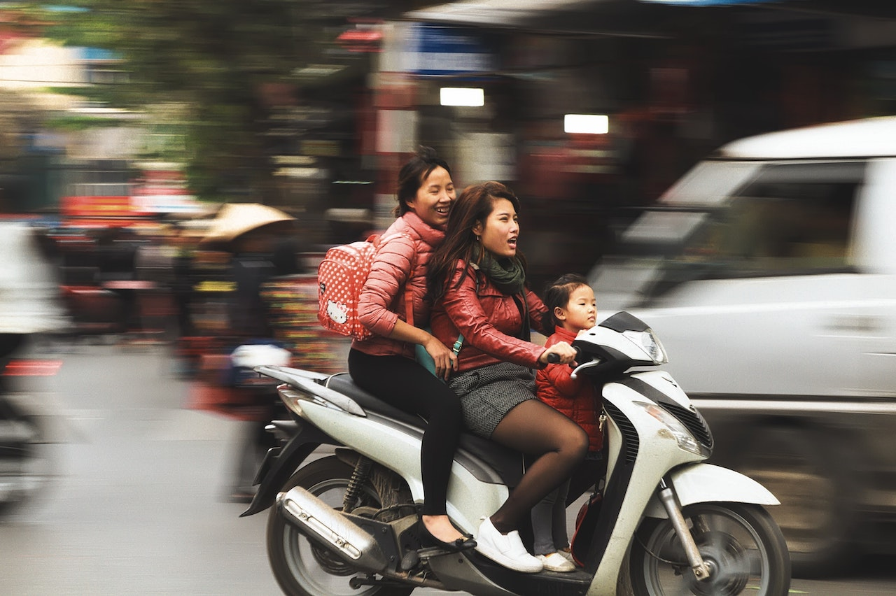 Don't Tell My Parents, I Survived A Motorbike Tour in Hanoi to Write This
