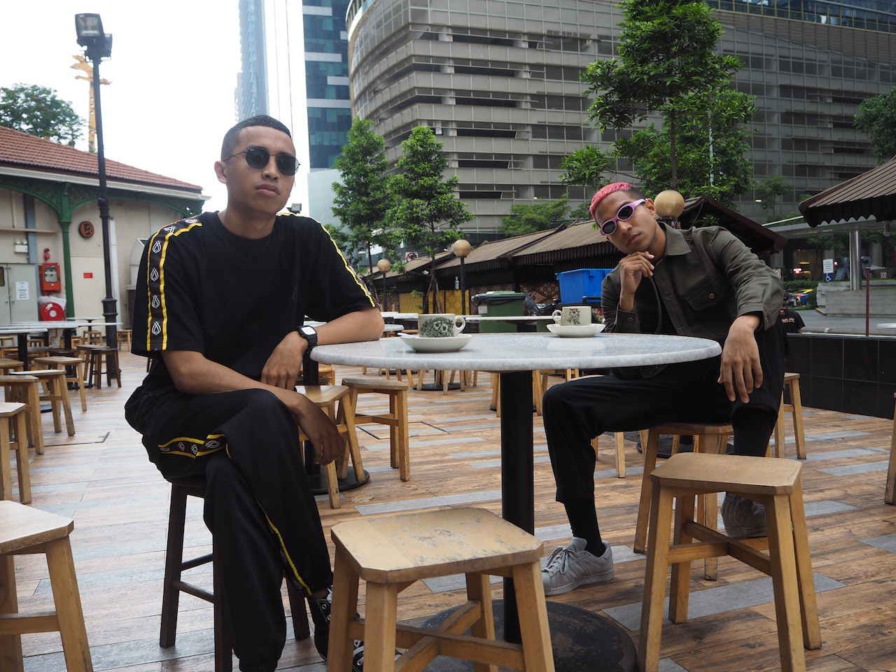 Regardless of Accent: What Local Rap Tells Us About Our Singaporean Identity