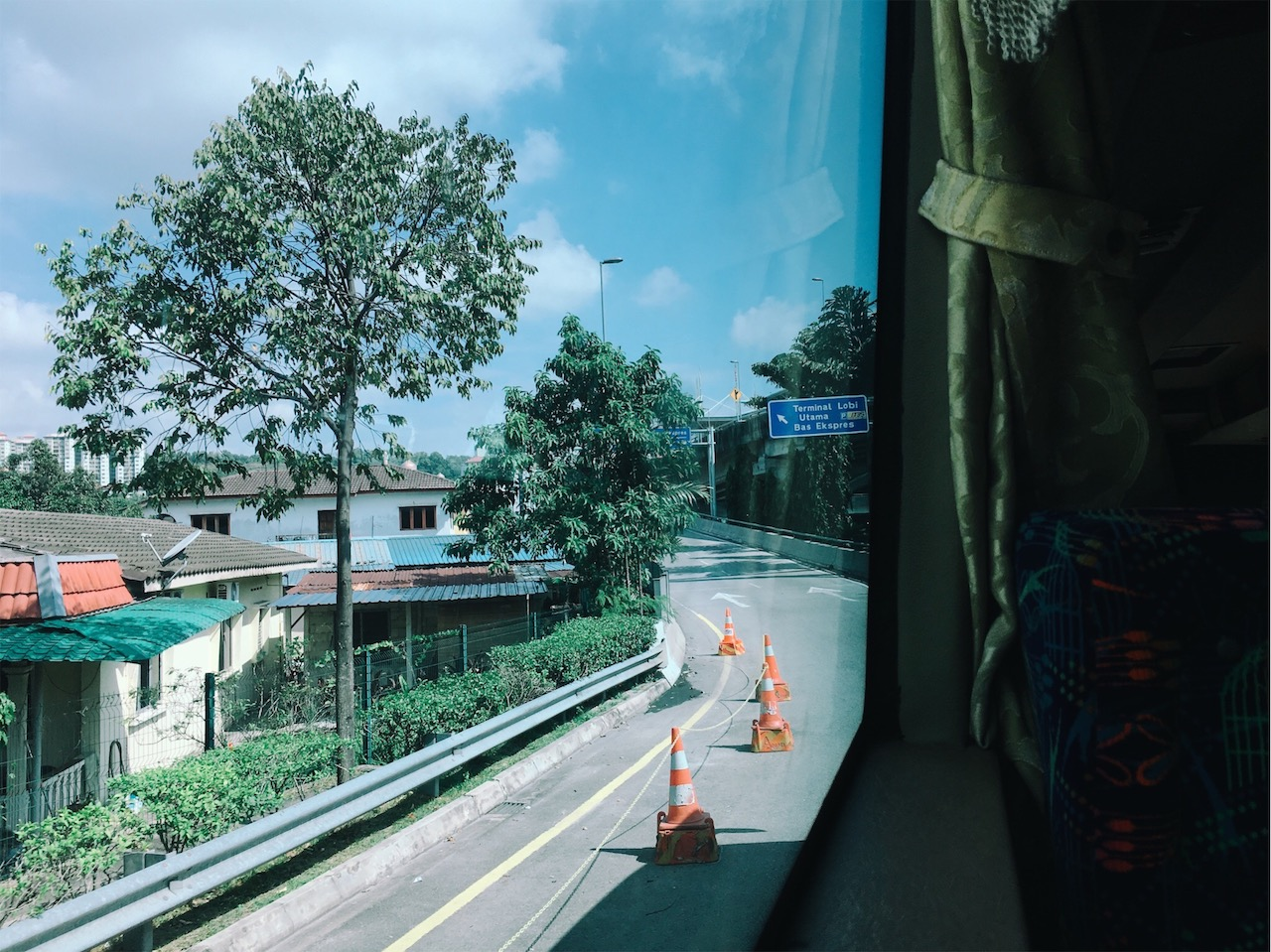Things to Do On a Mind-Numbing 7-Hour Bus Ride from Malaysia on Christmas Day