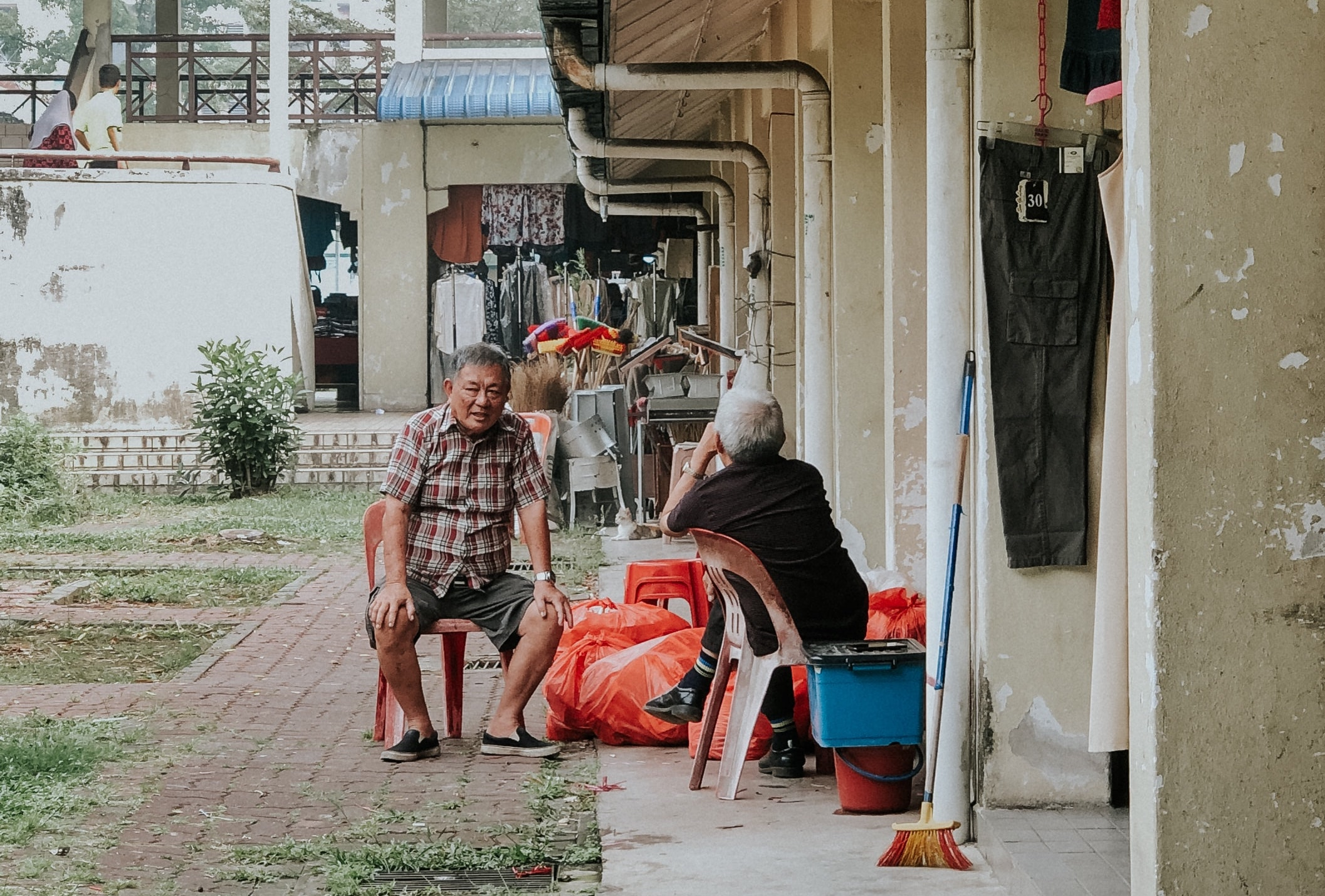 'We, the Survivors': The Forgotten Plight of Poor Malaysian Chinese
