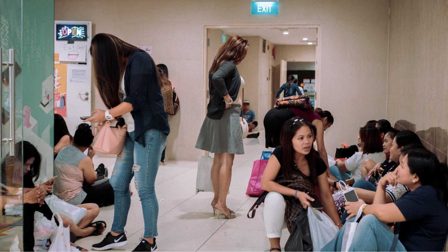 The Lucky Plaza Accident Won't Stop Domestic Workers Having Picnics. And It Shouldn't.