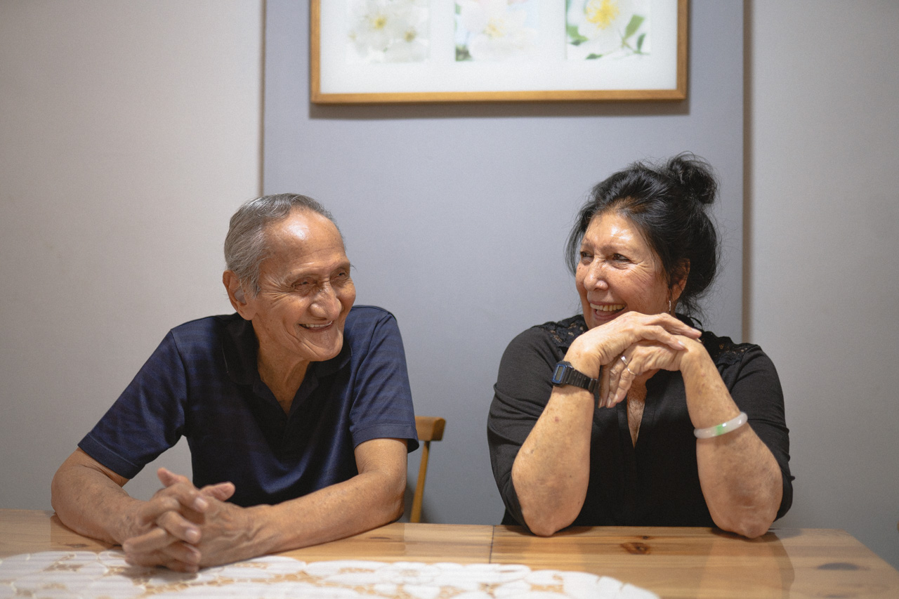 This Couple's Secret to a 54-Year Marriage: Ditch Texting for Love Letters