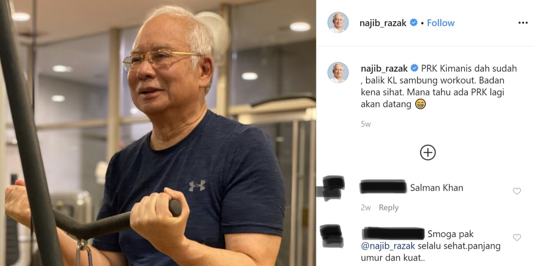 Top Ten Instragrammable Malaysian Politicians – As Fluid As They Are Photogenic