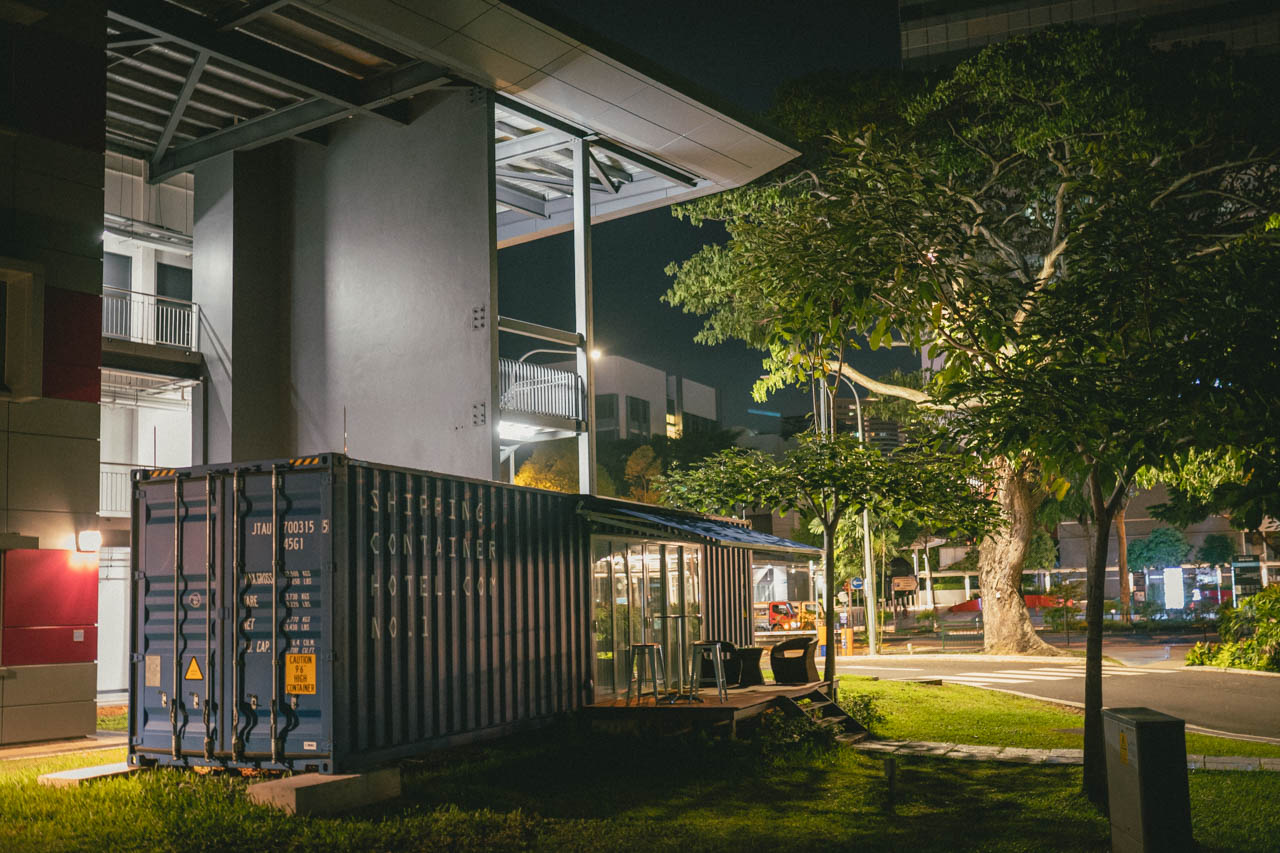 The Shipping Container Hotel Is The Perfect Staycation For A Pandemic