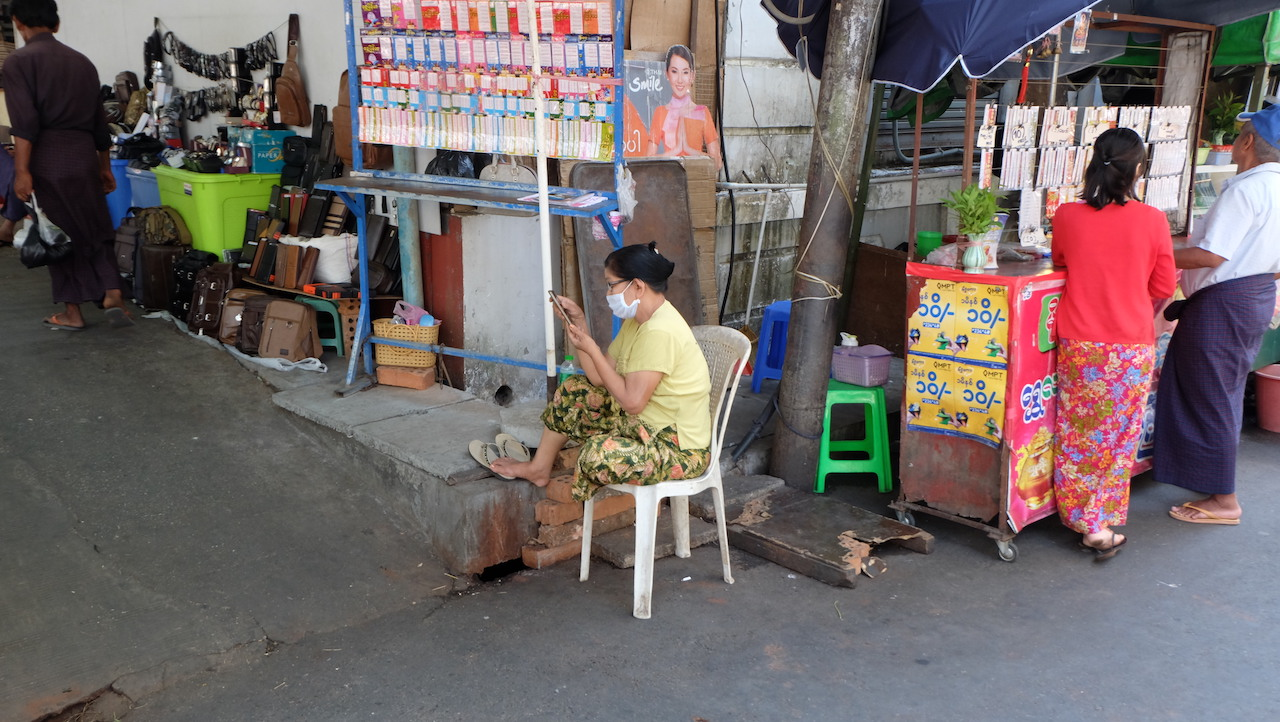 Onions, Uncertainty, and Too Many Melons: What Covid-19 Looks Like in Myanmar So Far