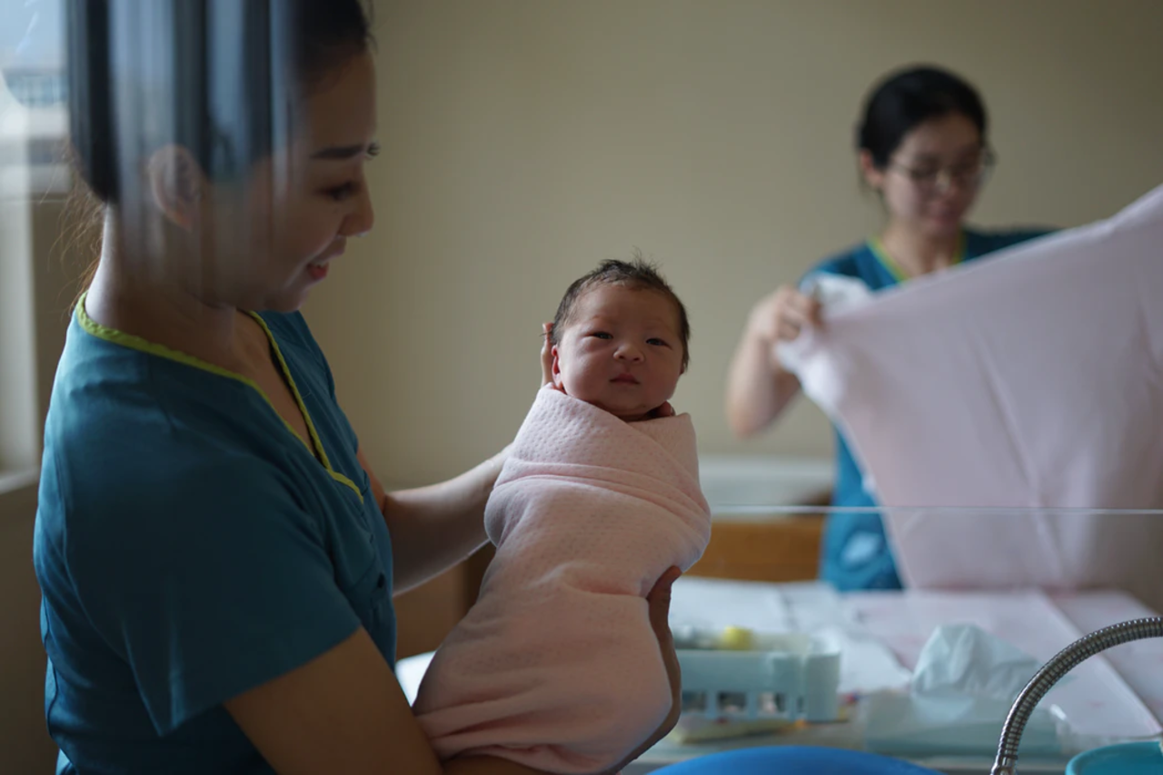 Bringing Life Into A Changed World: Giving Birth in Singapore During Covid-19