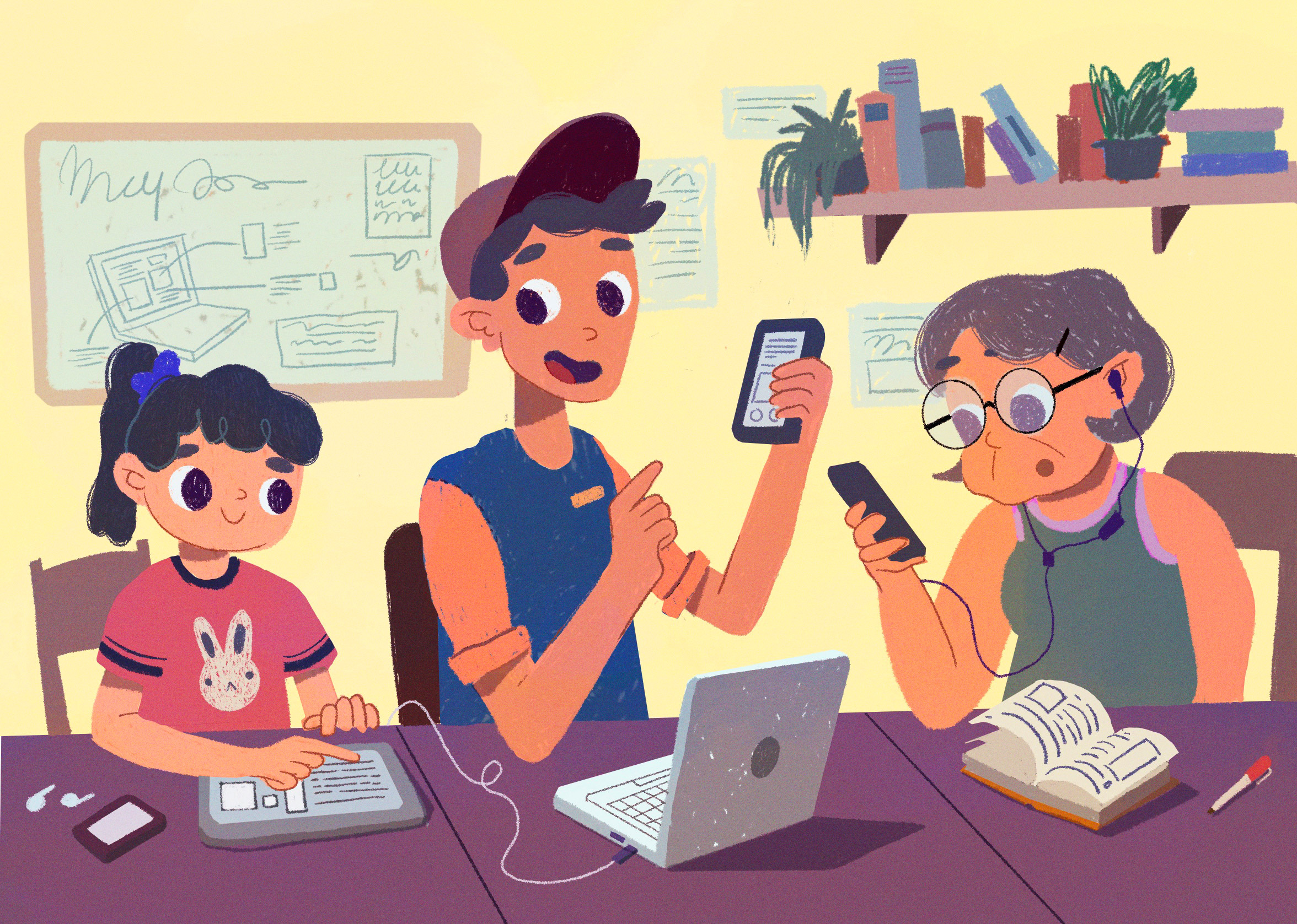80% of Singaporean Children Under 7 Are Already On The Internet. Should We Be Worried?