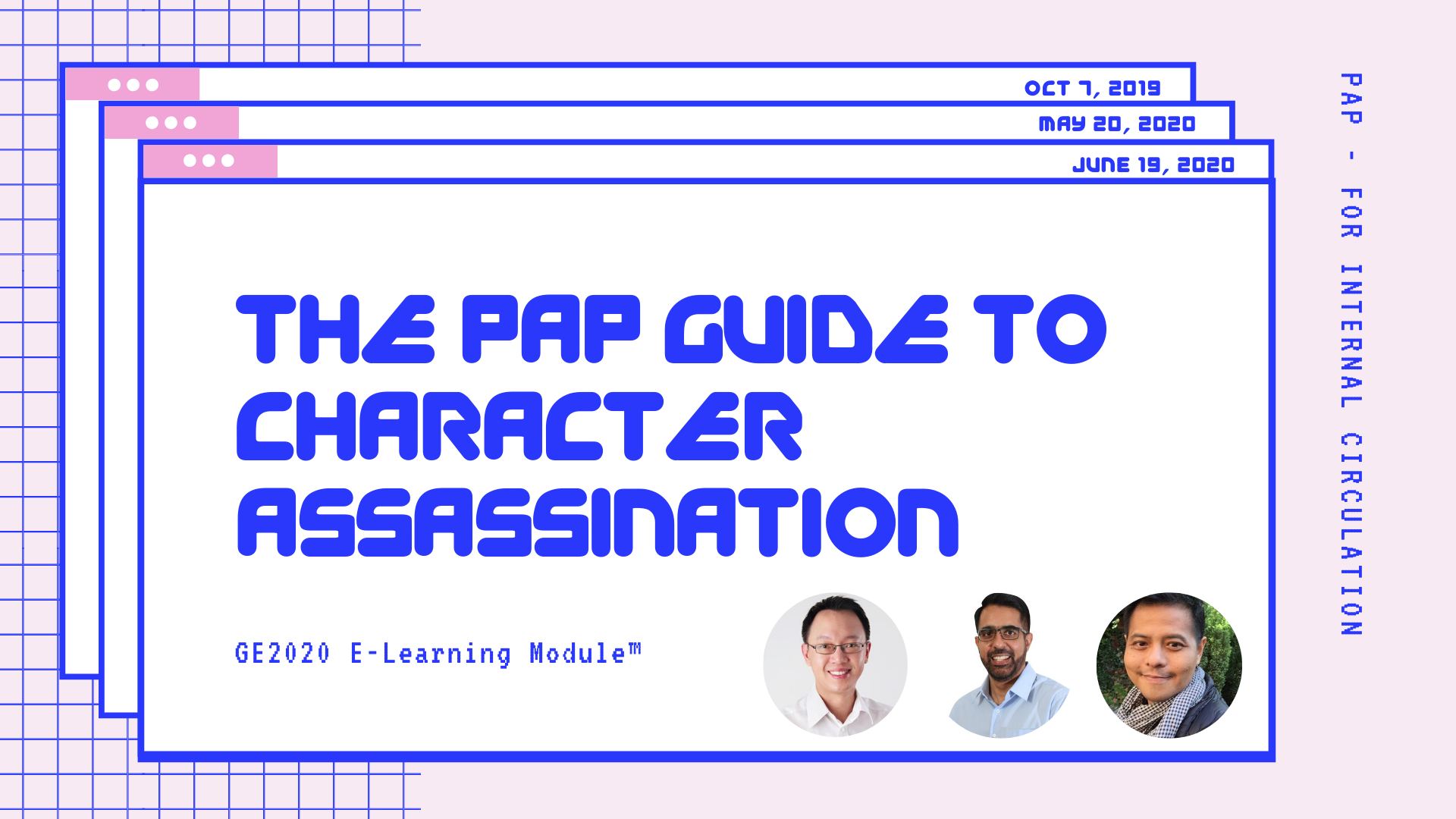The PAP Guide To Character Assassination