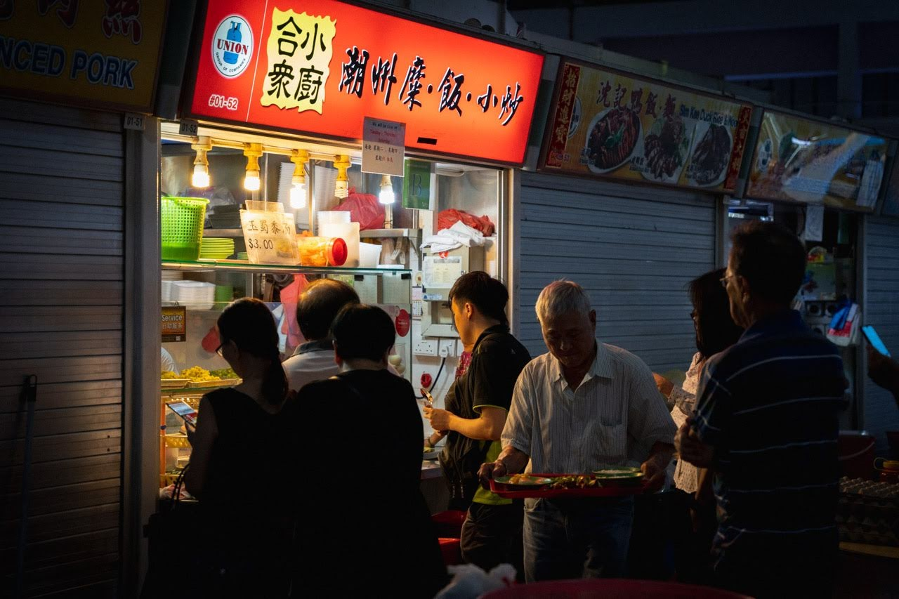 Transforming The Hawker Industry Into A Digital One: Is It Possible?