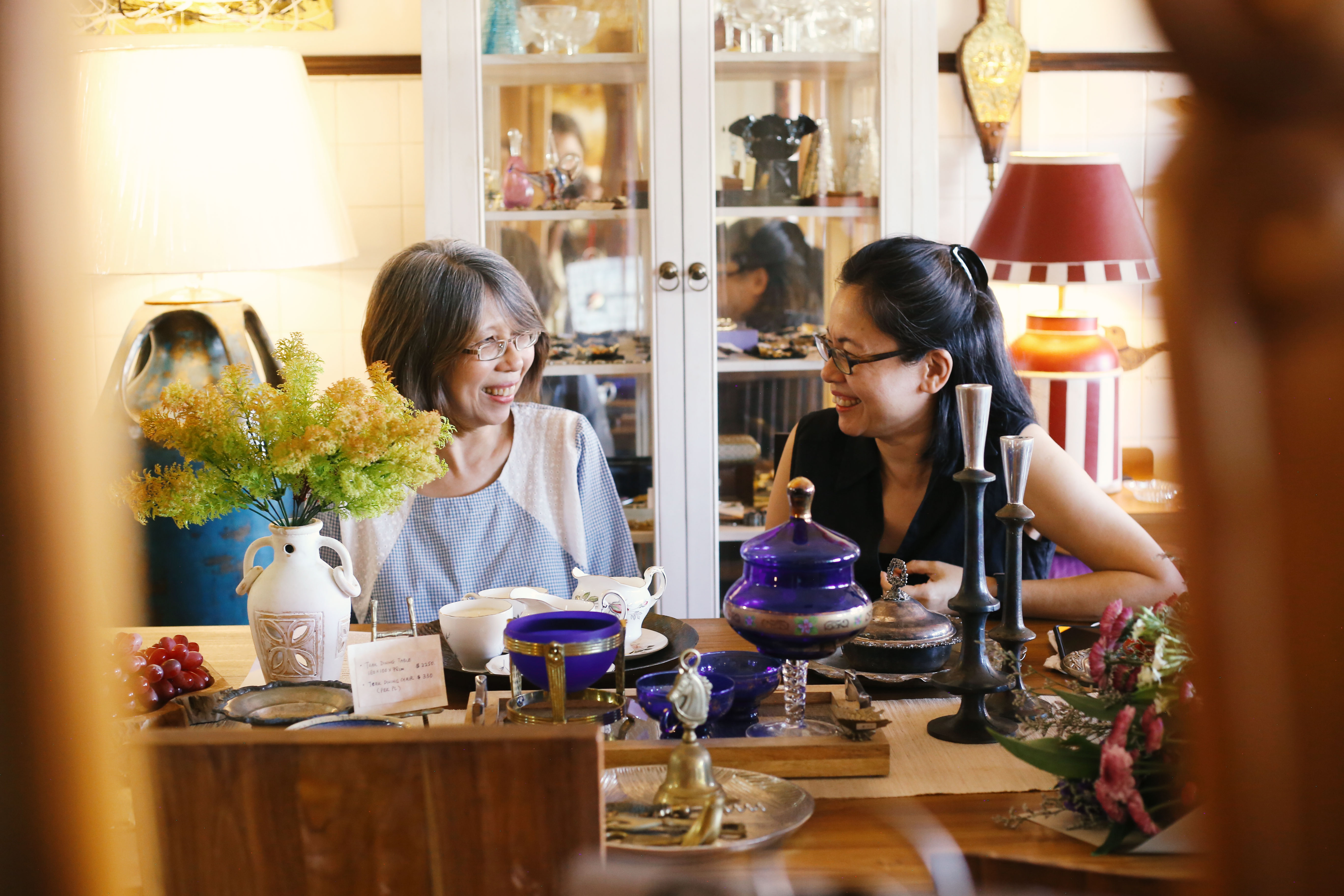 Customers Love Their Furniture Shop. So Why Are These Sisters Fighting To Save It?