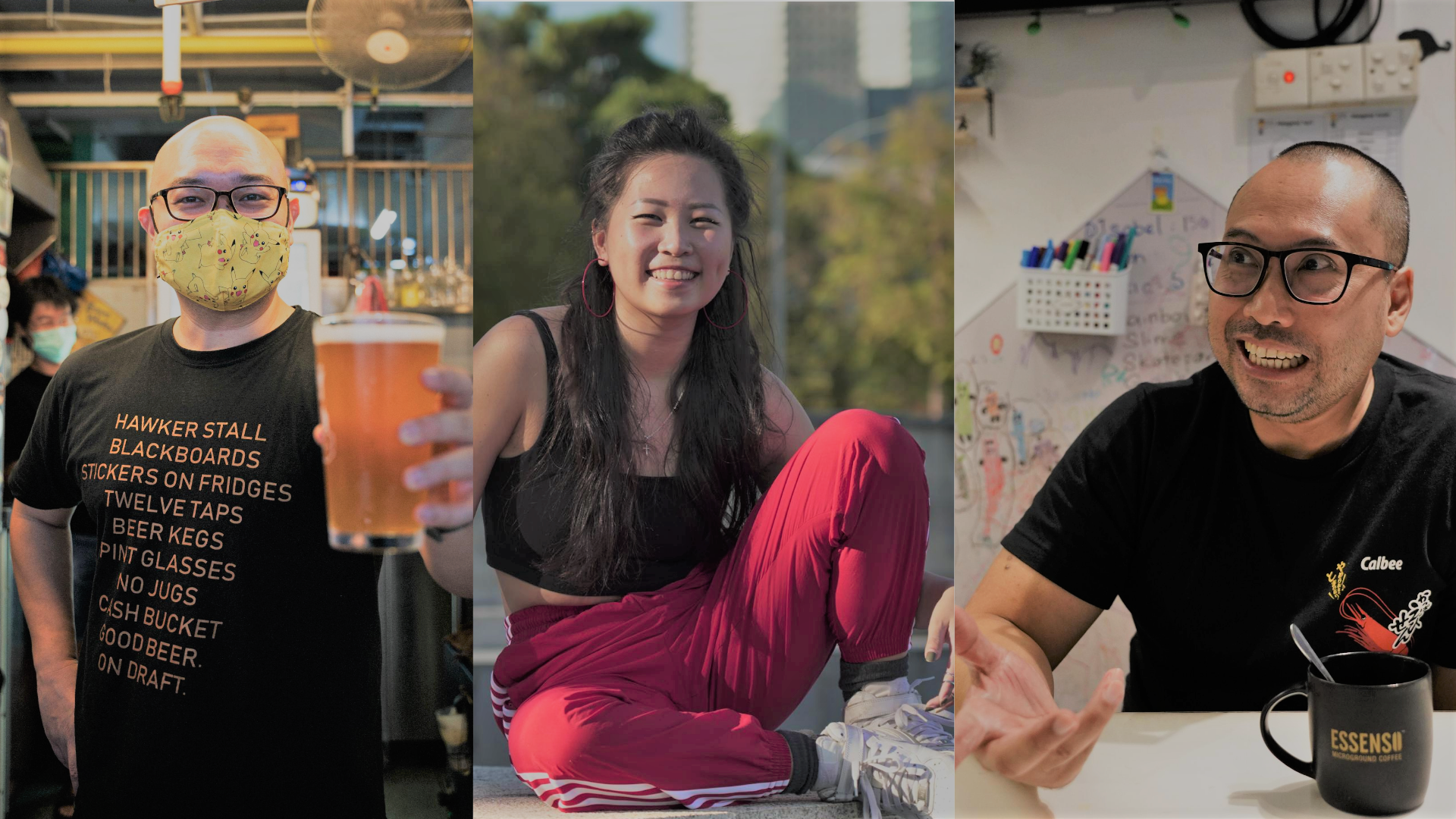 The Art of Keeping On: 3 Singaporeans Tell Us What They Learned From Life's Twists and Turns