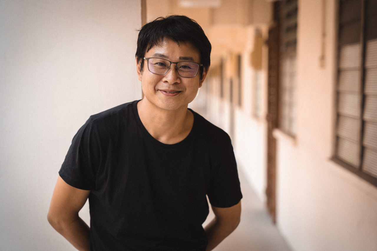 Sonny Liew Thinks Art In Singapore Shouldn't Be Subject To Party Interests