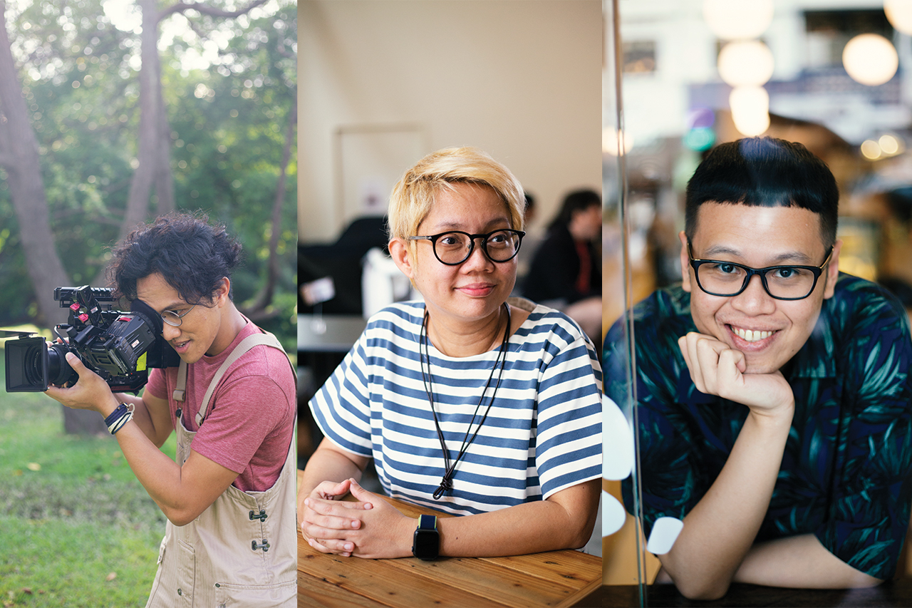 Faces Of Film: Stories From The Shadows Of Singapore's Film Scene