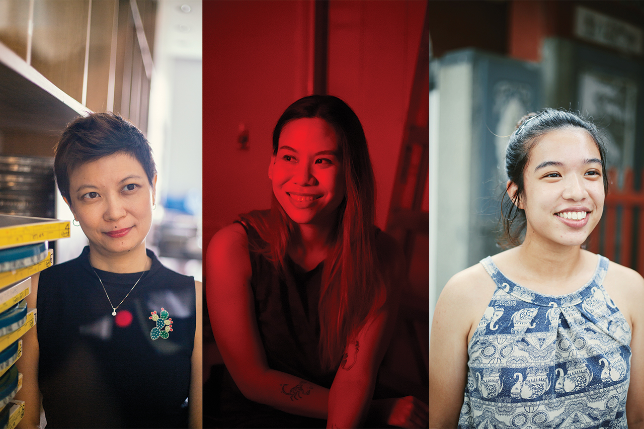 Faces Of Film: More Stories From The Shadows Of Singapore's Film Scene