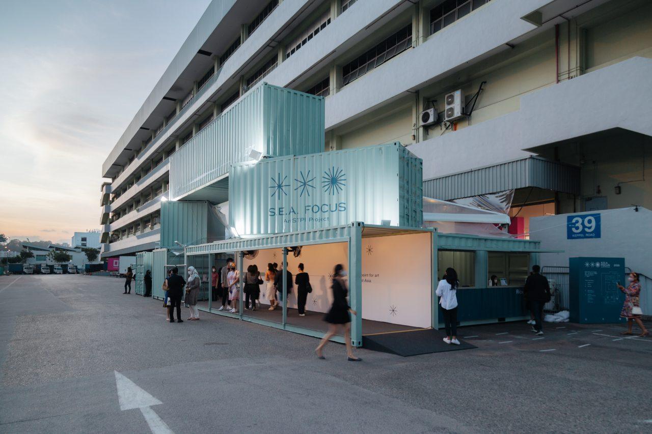 Photo by Toni Cuhadi, courtesy of S.E.A. Focus, Singapore