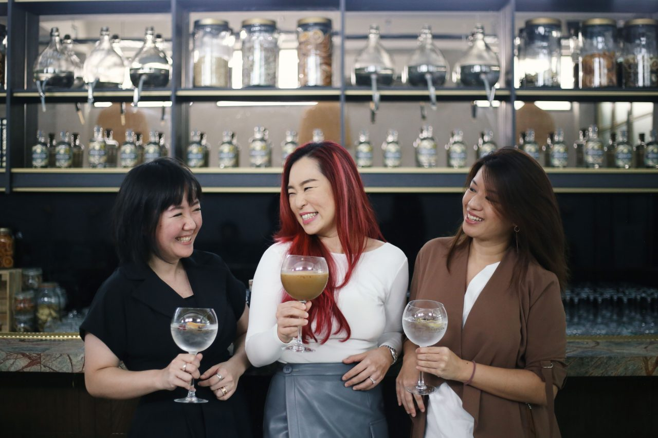For These Female Founders, Passion Means Creating Your Own Narrative