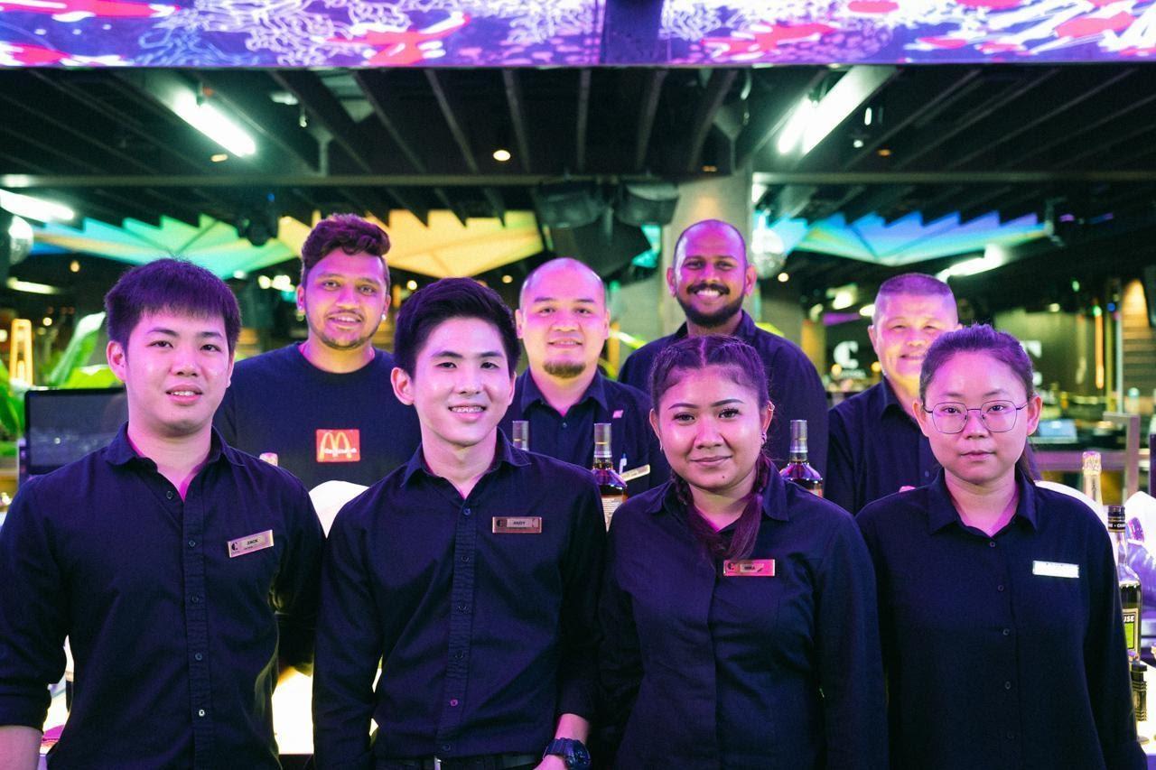 Team Zouk Singapore