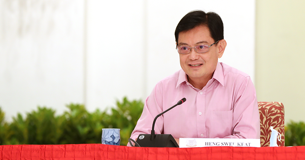 What Questions Did DPM Heng's Press Conference Fail to Address?