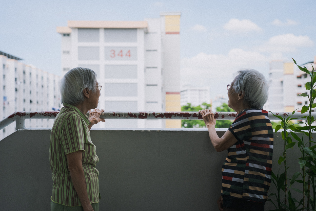 Live Long And Prosper? As Singapore Ages, These Are The Elderly Women Getting Left Behind