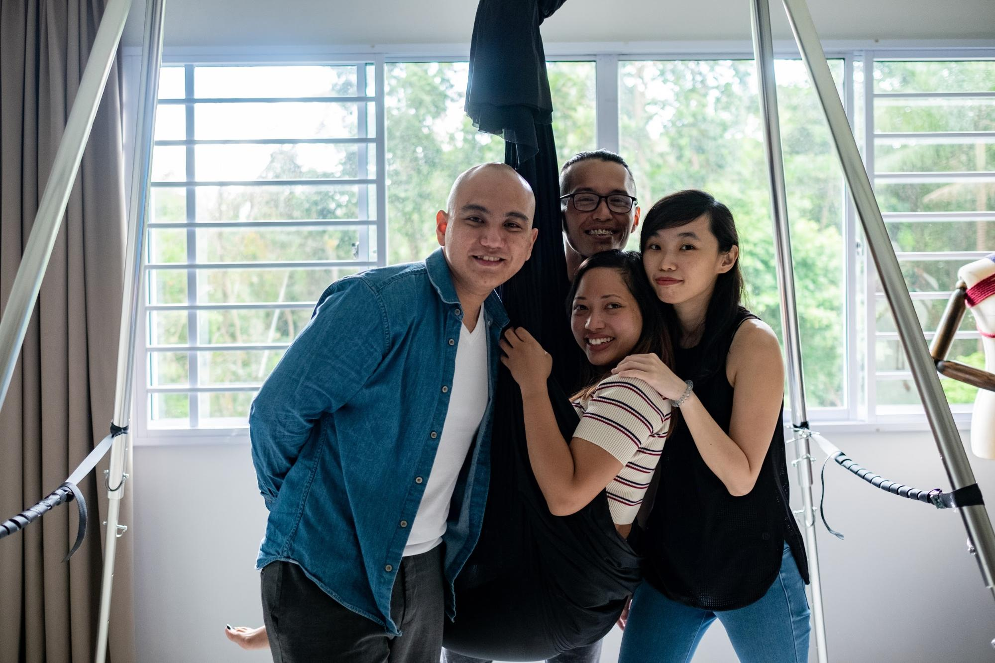 This Polyamorous Commune in Singapore Aims to Help People Find Authenticity in Relationships