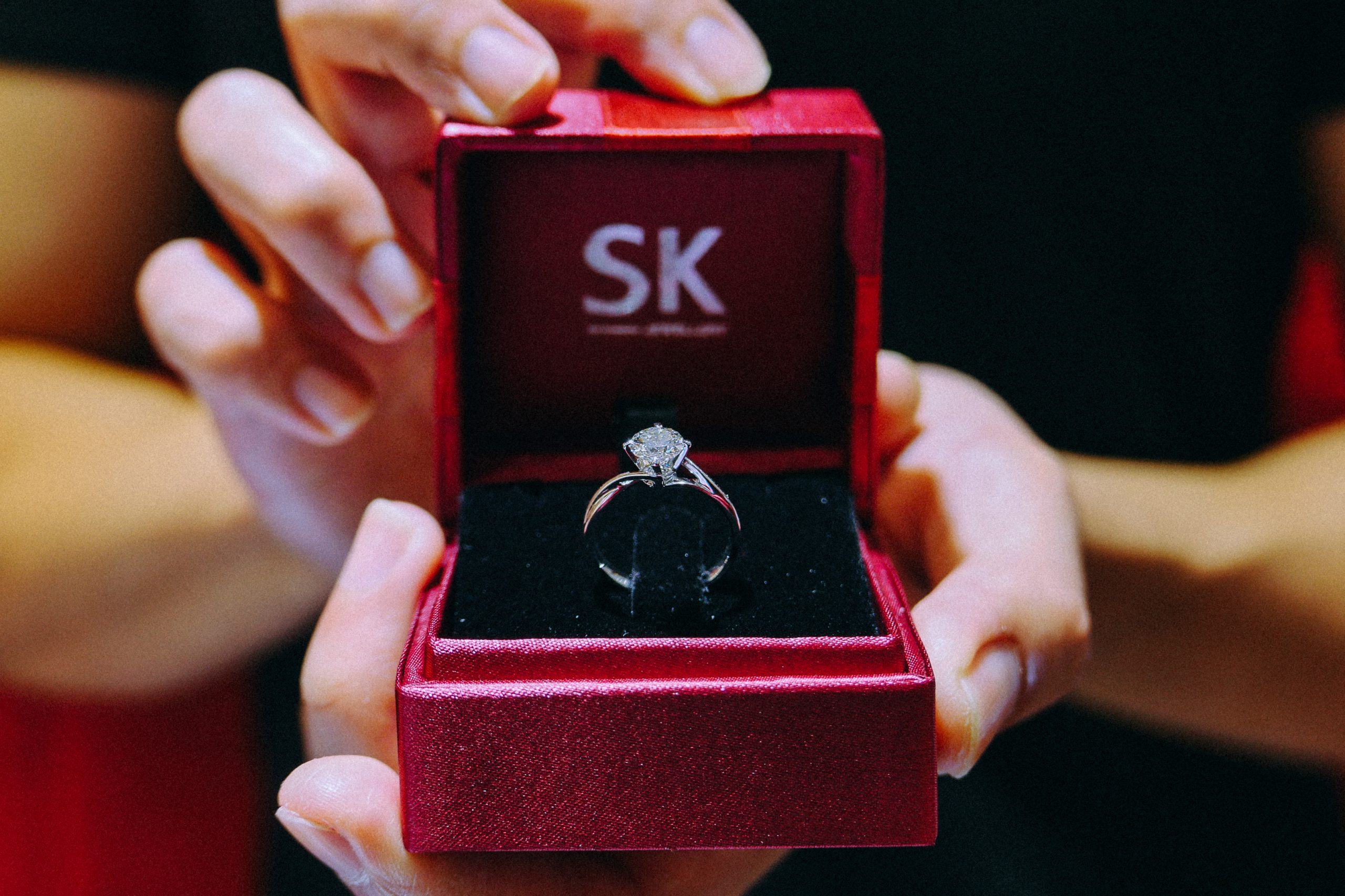 Singaporean Men on the Pressures of Searching for the Perfect Wedding Ring