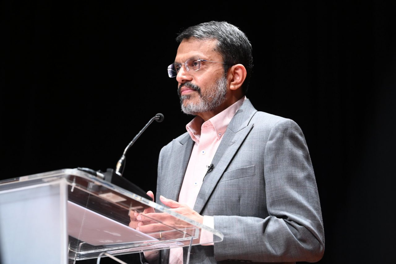 Has Ravi Menon Gone Rogue? Or Do His IPS-Nathan Lectures Signal a New Direction?