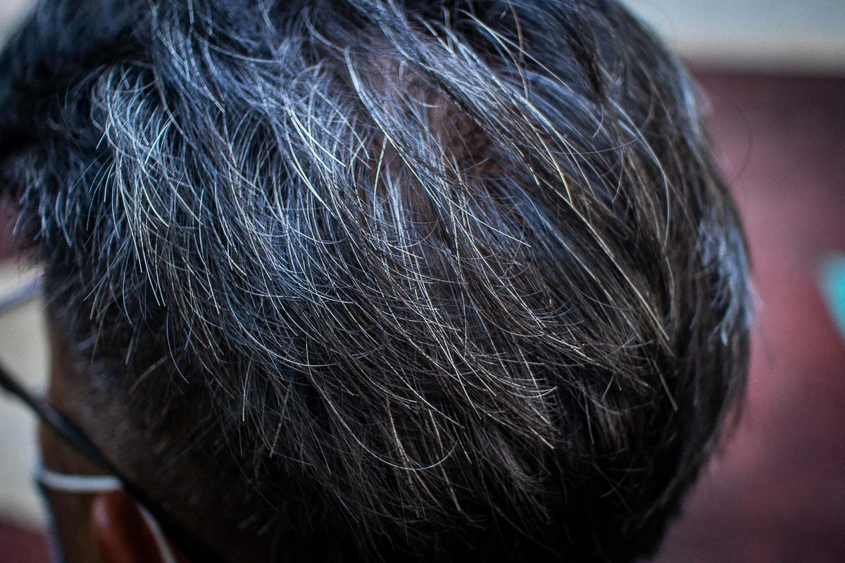 I'm Embracing My White Hair. Here's How You Can, Too.