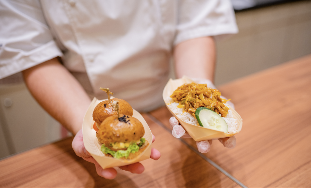 A S$185 Meal Of Food Scraps? Meet the Singaporean Culinary Visionaries Turning Trash Into Treasure