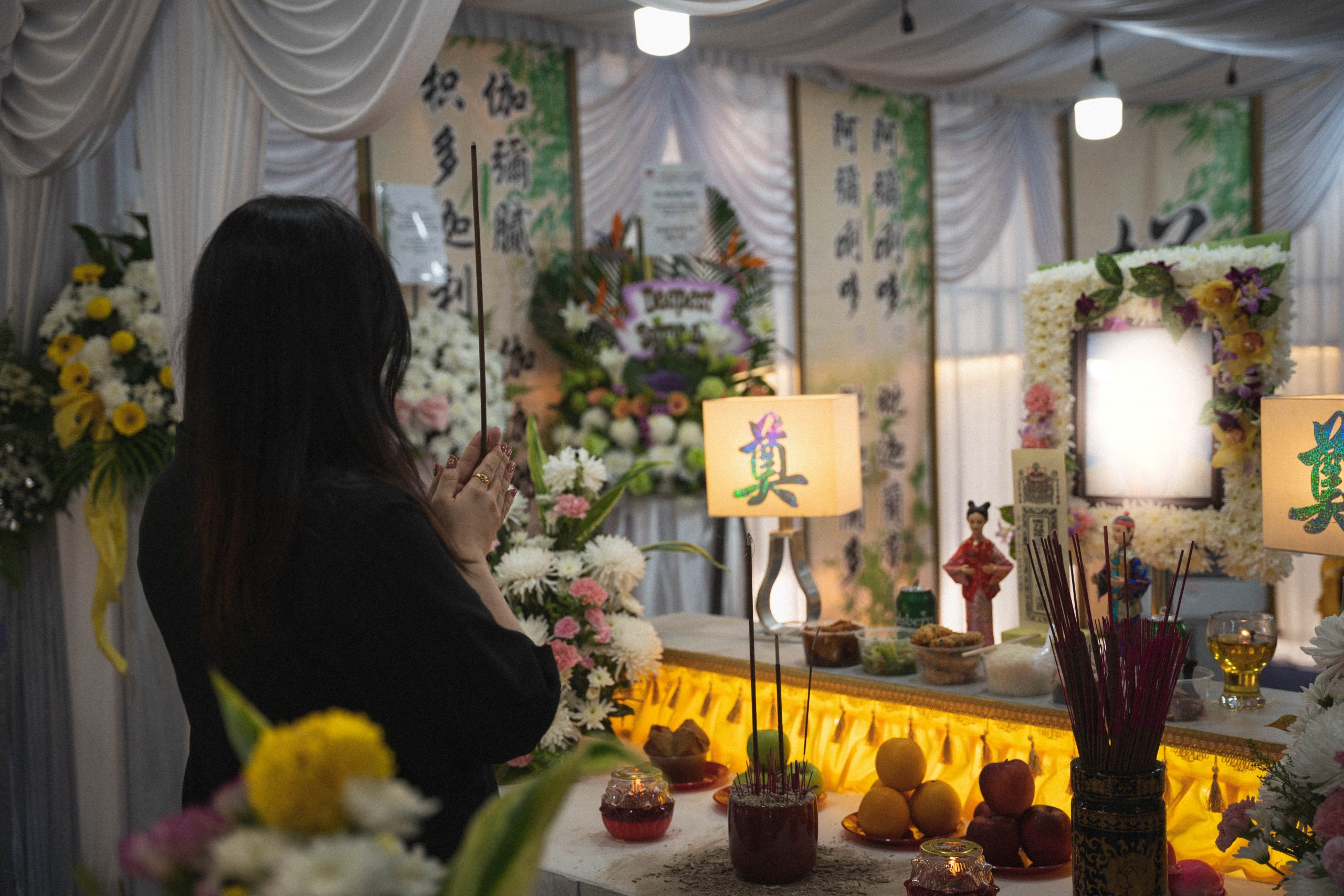 From Void Deck to Livestream: The Changing Face of Funerals in Singapore